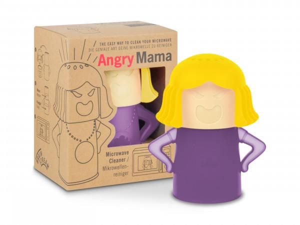 Angry Mama / Yellow + Purple
