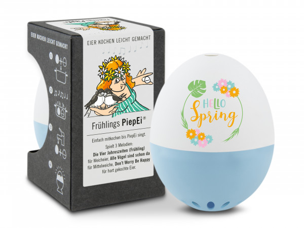 Spring BeepEgg / Light Blue